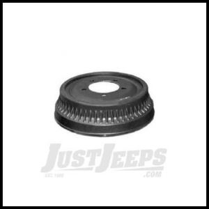 Omix-ADA Brake Drum Front or Rear (Finned) for 1974-78 CJ with 11 in. Brakes 16701.05