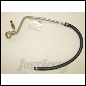 Omix-ADA Power Steering Return Hose For 1980-86 Jeep CJ Series With 4.2L (O-Ring Style) 18014.02