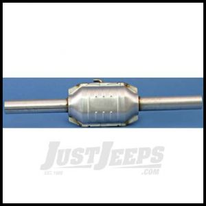 Omix-ADA Catalytic Converter For 1981-86 Jeep CJ Series & Full Size With 4.2L & 1984-86 Jeep CJ Series With 2.5L 17604.01