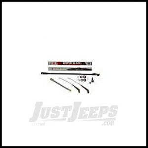 Omix-ADA Wiper Linkage Kit For 1976-86 Jeep CJ Series (Includes Pivots, Links and Clips) 19105.05