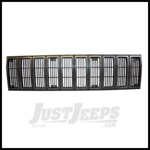 Omix-ADA Grille Insert Black/Gray For 1984-87 Jeep Cherokee XJ 12035.25