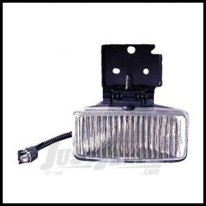Omix-ADA Fog Lamp Driver Side For 1997-98 Jeep Grand Cherokee ZJ 12407.05