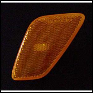 Omix-ADA Side Marker Lens Front Driver Side For 1997-06 Jeep Wrangler TJ 12401.07