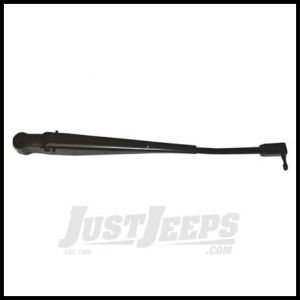 Omix-ADA Wiper Arm Black For 1987-95 Jeep Wrangler YJ (Front or Rear) 19710.03