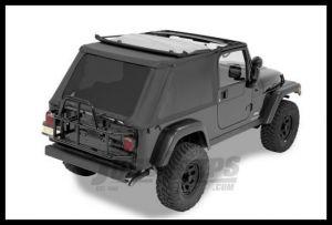 BESTOP Trektop NX With Tinted Windows In Black Diamond For 2004-06 Jeep Wrangler TLJ Unlimited Models 56821-35