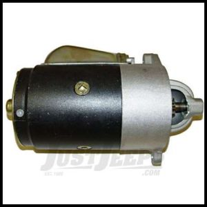 Omix-ADA Starter Motor For 1972-87 Jeep CJ Series, Wrangler YJ & Full Size With 6 or 8 Cyl 17227.03