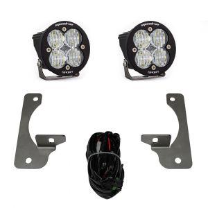Baja Designs Squadron-R Sport LED JK Fog Light Pocket Kit 587523