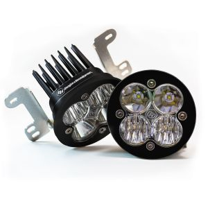 Baja Designs Squadron-R Pro LED Fog Pocket Kit For JK 597503