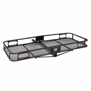 "Pro Series Cargo Carrier With 5-½ Sides 60"" X 24"" - Fits all 2"" Receiver Hitches 63153"