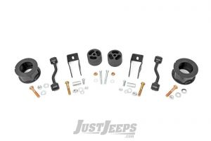 """Rough Country 2.5"""" Suspension Leveling Kit For 2020+ Jeep Gladiator JT 4 Door Models 63400-"""