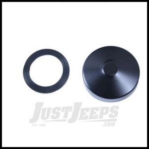 Omix-ADA Fuel Cap For 1946-71 Jeep CJ Series Black With Check Valve 17726.03