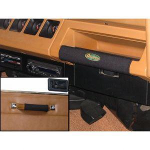 Quadratec Neoprene Grab Bar & Door Handle Wraps for 87-95 Jeep Wrangler YJ 14017.210