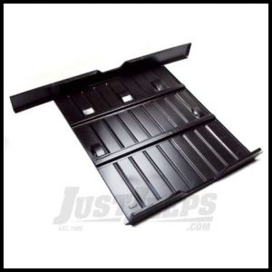 Omix-ADA Floor Panel Rear For 1946-53 Jeep CJ2A and CJ3A 12008.03