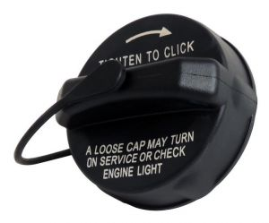 Crown Automotive Fuel Cap (Non-Locking) For 2018+ Jeep Gladiator JT & Wrangler JL 2 Door & Unlimited 4 Door Models