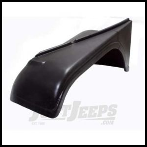Omix-ADA Front Fender Without Sidemarker Indent Driver Side For Jeep 52-75 Willys M38-A1, 55-75 Jeep CJ5 and 55-71 CJ6 12004.07