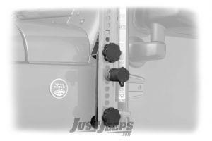 BOLT J-Mount On Driver Side For 1997-18 Jeep Wrangler TJ & JK 2 Door & Unlimited 4 Door Models