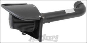 K&N 3.6L 71 Series Blackhawk Induction Intake For 2012-18 Jeep Wrangler JK 2 Door & 4 Door Unlimited (Synthetic Filter) 71-1566