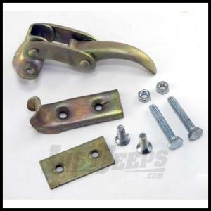 Omix-ADA Windshield Frame Clamp And Hook Set For 1948-53 Jeep M38 12023.04