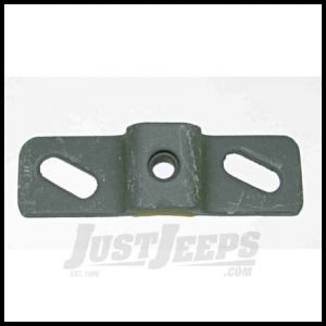 Omix-ADA Windshield Pivot Bracket Driver Side For 1950-52 Jeep Willys M38 12023.01
