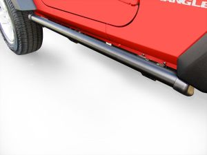 AMP Research PowerStep Running Boards For 2020+ Jeep Gladiator JT 4 Door Models 75135-01A
