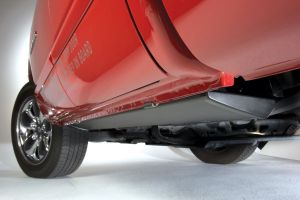 AMP Research PowerStep Running Boards For 2018+ Jeep Grand Cherokee WK2 Models 76334-01A