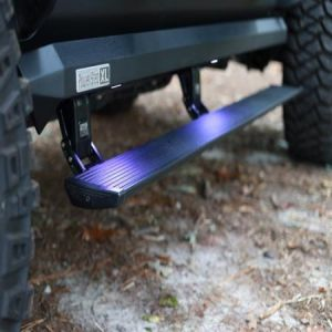 AMP Research PowerStep XL For 2018+ Jeep Wrangler JL Unlimited 4 Door Models 77132-01A