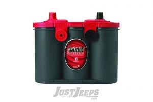 Optima Red Top Standard 12 Volt Battery (800CCA) 3478