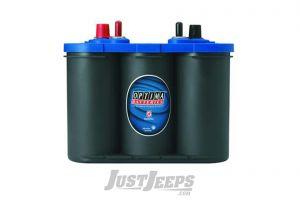 Optima Blue Top 12 Volt Standard Marine Battery (800CCA) 34M