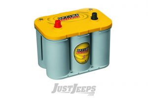 Optima Yellow Top 12 volt Deep Cycle Battery (750CCA) D34