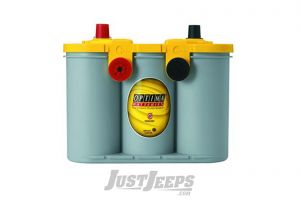 Optima Yellow Top 12 volt Deep Cycle Battery (750CCA) D3478