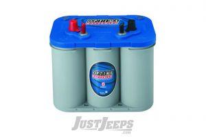 Optima Blue Top 12 Volt Deep Cycle Marine Battery (750CCA) D34M