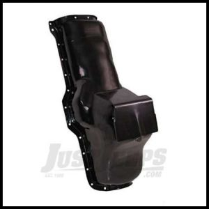 Omix-ADA Oil Pan For 1968-90 Jeep CJ Series, Wrangler YJ & Full Size With 232 & 258 (4.2L) 17437.01