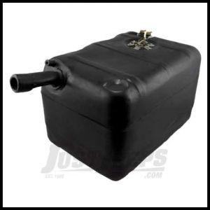 Omix-ADA Fuel Tank (Plastic 21 Gallon Replacement) For 1976-77 Jeep CJ Series With 15 Gallon Steel Tank 17722.10
