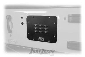 JKS Tailgate Vent Plate For 2007-14 Jeep Wrangler JK 2 Door & Unlimited 4 Door Models 8200