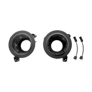 J.W. Speaker Model 8700 Evolution J2/J3 Mounting Kit For 2018+ Jeep Gladiator JT & Wrangler JL 2 Door & Unlimited 4 Door Models 8200693