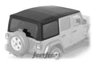 MOPAR Soft Top Kit For 2018+ Jeep Wrangler JL Unlimited 4 Door Models 82215805-