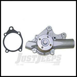 Omix-ADA Water Pump For 1987-90 Jeep Wrangler YJ 6 CYL Without Serpentine 17104.06