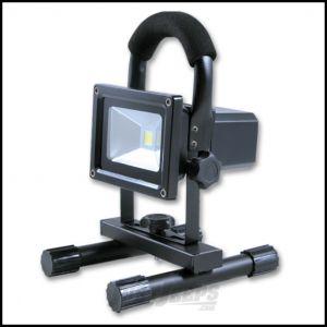 "ANZO USA Portable 10W L.E.D Lithium Powered 2""X 3"" Work Light 861146"