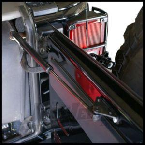 Rampage Heavy Duty Tailgate Gas Strut Kit For 2007-10 Jeep Wrangler JK 2 Door & Unlimited 4 Door 86618