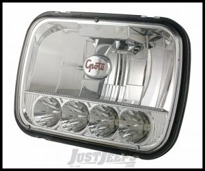 Grote LED 5x7 Sealed Beam Headlight For Jeeps (Single) 90951-5