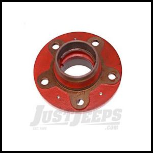 Omix-ADA Hub Front Without Studs for 1941-63 Jeep CJ Series 16705.03