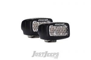 Rigid Industries SR-M Series Surface Mount Diffused LED Backup Light Kit 980003