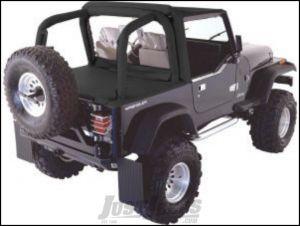 Rampage Cab Top Denim Black For 1992-95 Jeep Wrangler YJ 993015