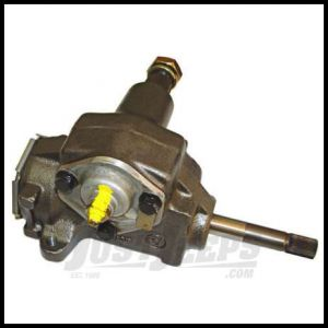 Omix-ADA Steering Gear Box Assembly For 1972-86 Jeep CJ Series & Full Size With Manual Steering 18001.01