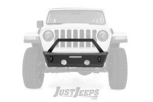 Rampage Products Aluminum TrailCrawler Front Bumper For 2007-18+ Jeep Gladiator JT & Wrangler JK/JL 2 Door & Unlimited 4 Door Models 99514