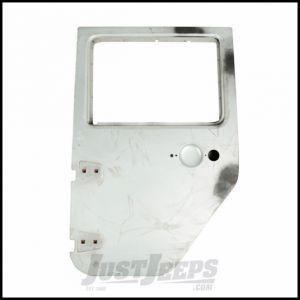 Omix-ADA Driver Side Resr Full Door For 2007-10 Jeep Wrangler JK Unlimited 4 Door Models S-68002361AC