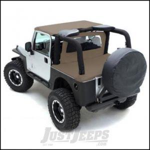 SmittyBilt Summer Top Bundle in Spice For 1997-02 Jeep Wrangler TJ Models SEALTJ970217