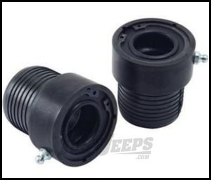 Alloy USA Grande Axle Tube Seals Black For Jeep Models With Dana 30 or 44 Front Axles 11106