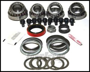 Alloy USA Front Ring & Pinion Master Installation & Overhaul Kit For 2007-18 Jeep Wrangler JK 2 Door & Unlimited 4 Door with Dana 44 Axle (Rubicon Models) 352051