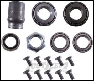 Alloy USA Rear Ring & Pinion Master Installation & Overhaul Kit For 1999-04 Jeep Grand Cherokee WJ With Dana 35 Axle 352061